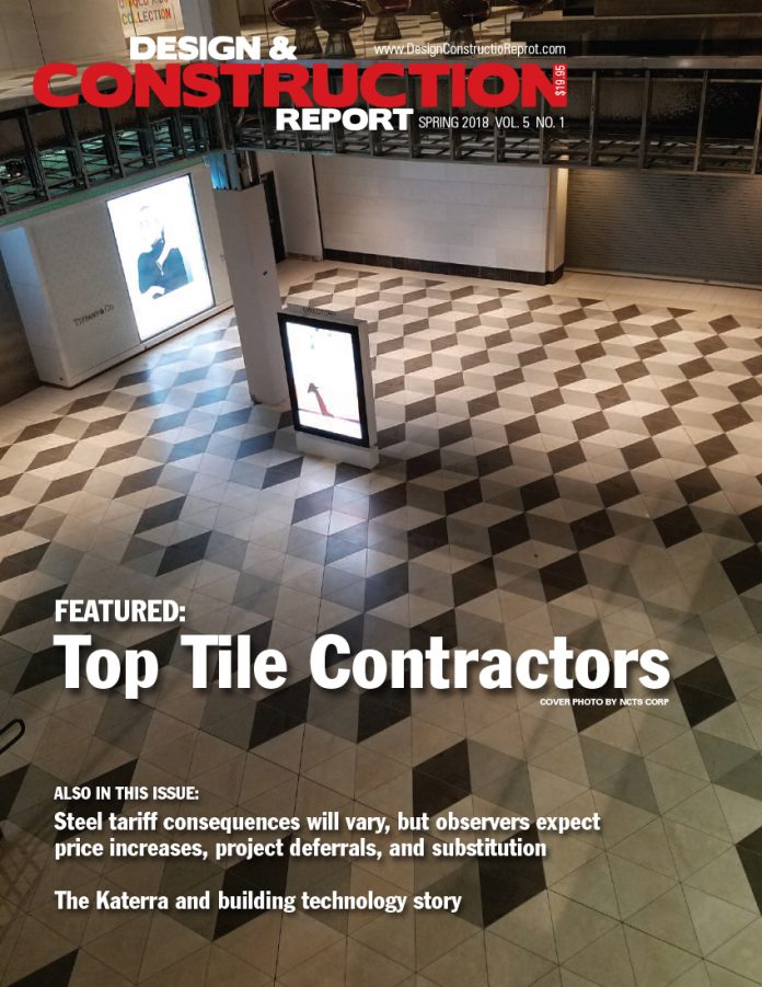 Design and Construction Report spring 2018